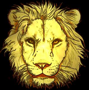 Nichiren Buddhism Lion